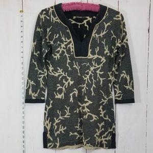 J.McLaughlin 3/4 sleeve sweater XS